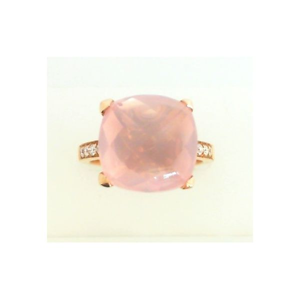 Ladies Gemstone Ring Image 2 P.J. Rossi Jewelers Lauderdale-By-The-Sea, FL
