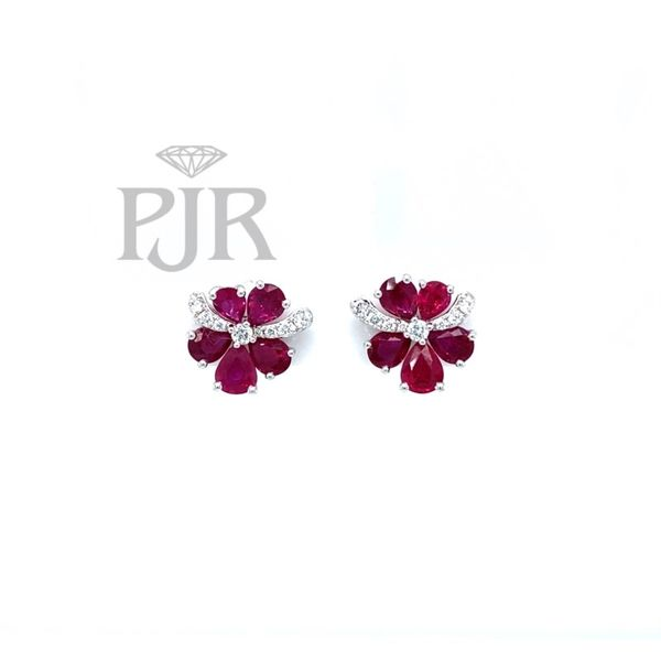 Gemstone Earrings P.J. Rossi Jewelers Lauderdale-By-The-Sea, FL