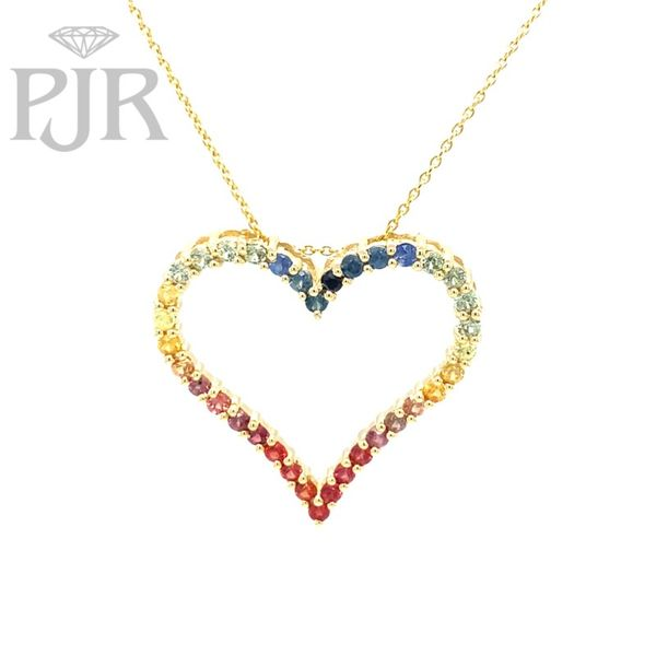 Gemstone Necklace P.J. Rossi Jewelers Lauderdale-By-The-Sea, FL