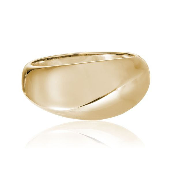 Ladies Gold Ring P.J. Rossi Jewelers Lauderdale-By-The-Sea, FL