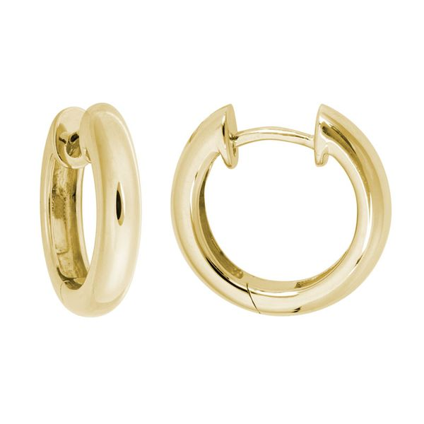 Gold Earrings P.J. Rossi Jewelers Lauderdale-By-The-Sea, FL