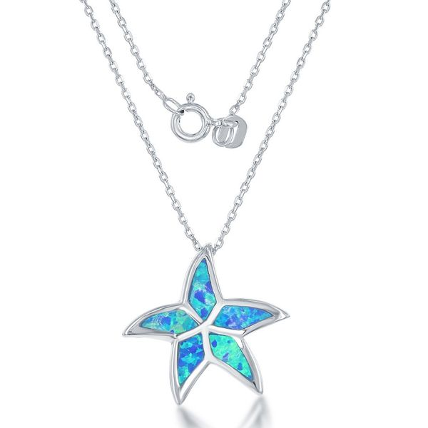 Silver Pendant P.J. Rossi Jewelers Lauderdale-By-The-Sea, FL