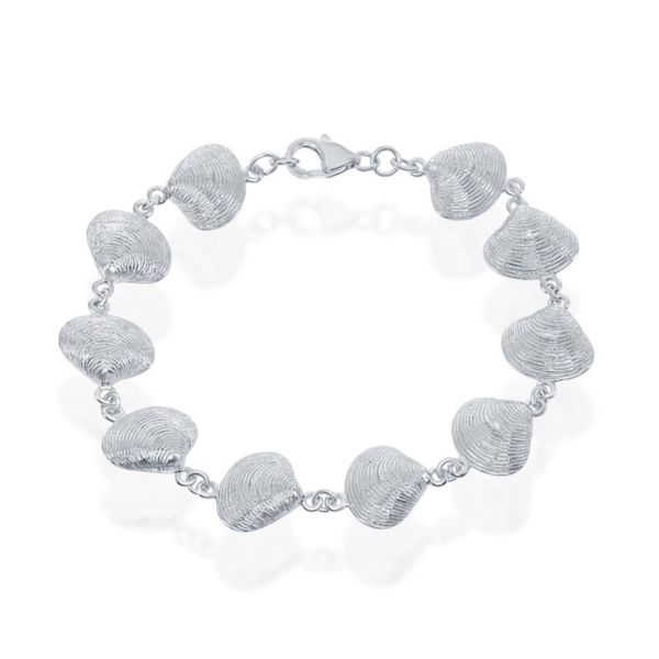 Silver Bracelet P.J. Rossi Jewelers Lauderdale-By-The-Sea, FL