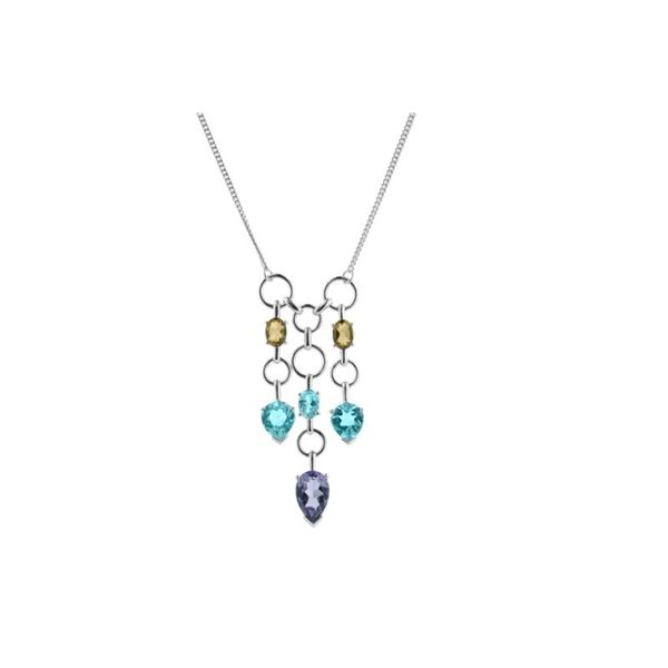 Silver Necklace P.J. Rossi Jewelers Lauderdale-By-The-Sea, FL