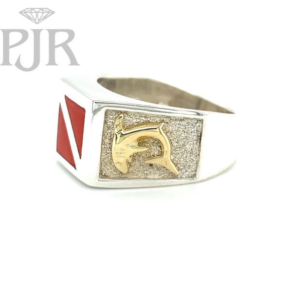 Silver Ring Image 2 P.J. Rossi Jewelers Lauderdale-By-The-Sea, FL