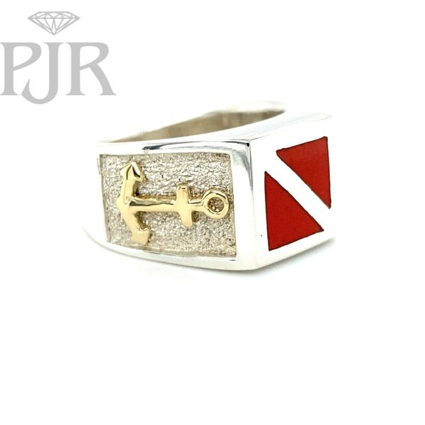 Silver Ring Image 3 P.J. Rossi Jewelers Lauderdale-By-The-Sea, FL