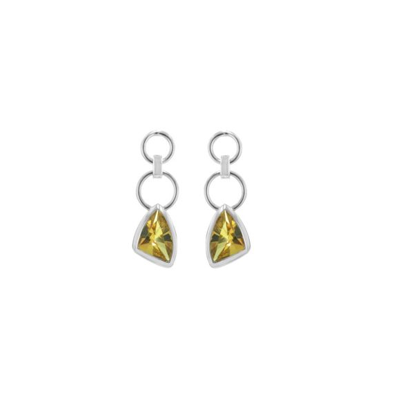 Silver Earrings P.J. Rossi Jewelers Lauderdale-By-The-Sea, FL