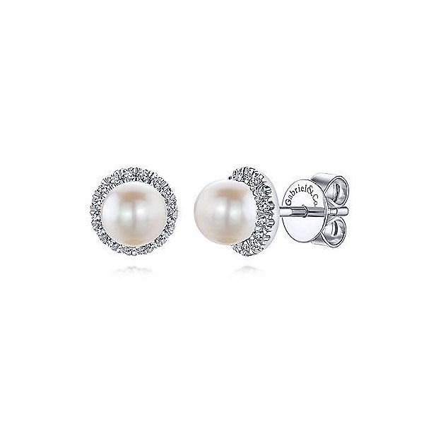 Pearl Earrings Puckett's Fine Jewelry Benton, KY