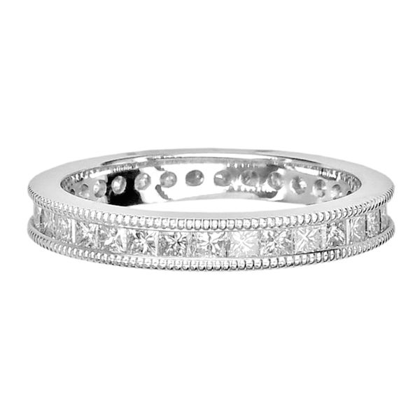 Estate 1.70ctw Diamond Eternity Band Raleigh Diamond Raleigh, NC