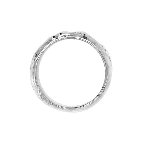 Tiffany and Co. Rose Sterling Silver Ring Image 3 Raleigh Diamond Raleigh, NC