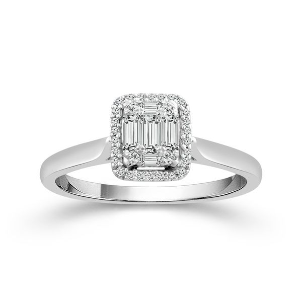 1/4 Carat Harmony Engagement Ring Robert Irwin Jewelers Memphis, TN
