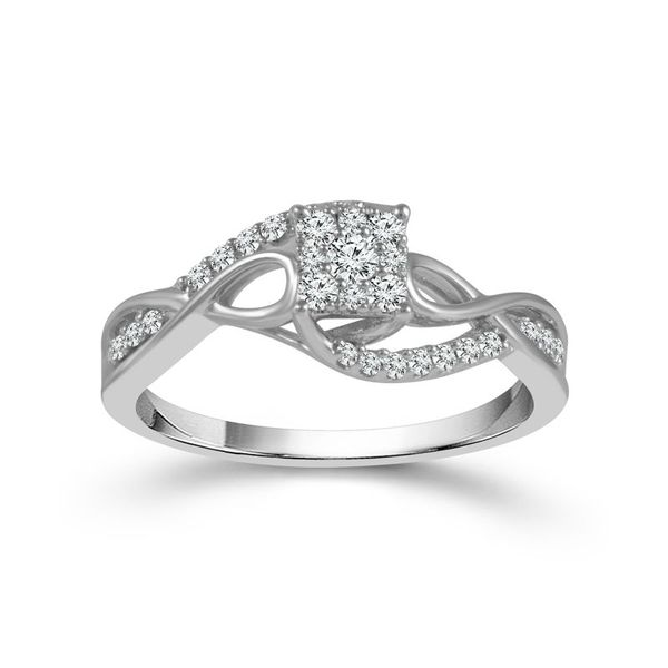 1/4 Carat True Promise Ring Robert Irwin Jewelers Memphis, TN