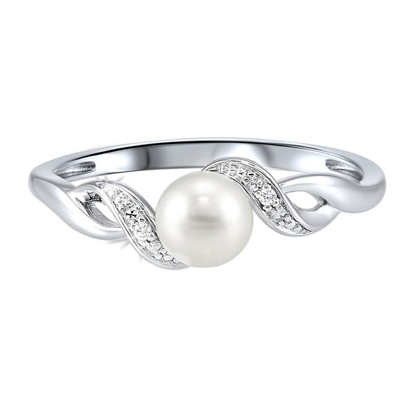 Sterling Silver Pearl Ring Robert Irwin Jewelers Memphis, TN