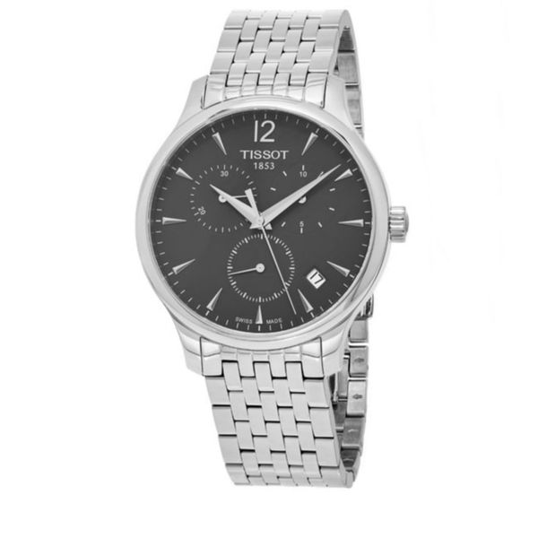 Tissot Tradition Chronograph Men's Watch Robert Irwin Jewelers Memphis, TN