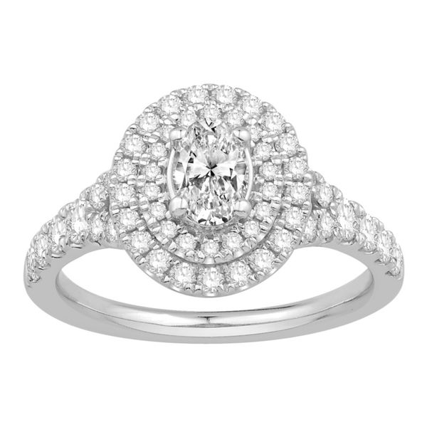 Rolland's Design Diamond Engagement Ring Rolland's Jewelers Libertyville, IL