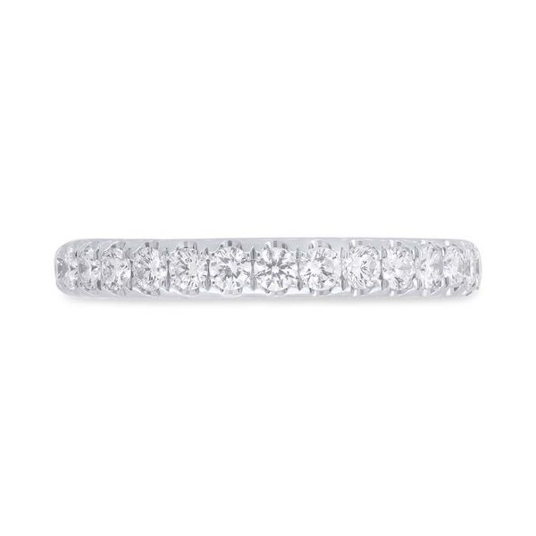 Rolland's Design Diamond Eternity Band Image 2 Rolland's Jewelers Libertyville, IL