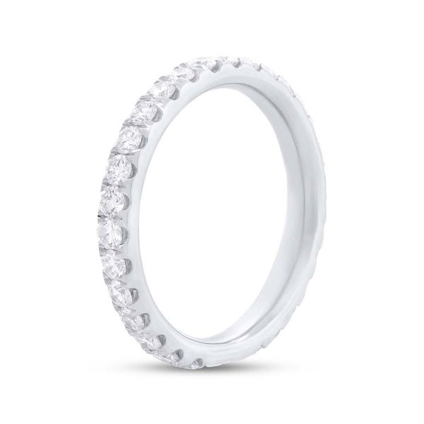 Rolland's Design Diamond Eternity Band Image 3 Rolland's Jewelers Libertyville, IL
