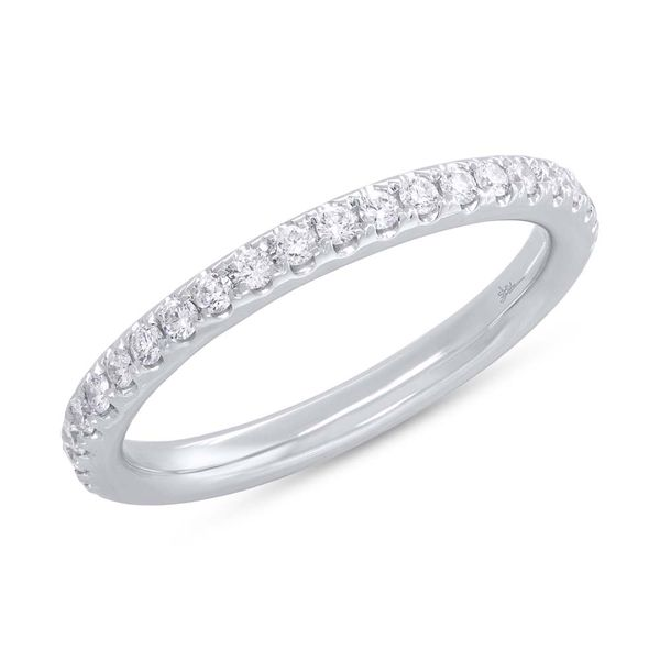 Shy Creation Diamond Eternity Band Rolland's Jewelers Libertyville, IL