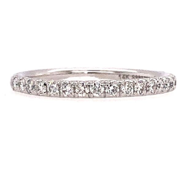 Gabriel Diamond Wedding Band Rolland's Jewelers Libertyville, IL