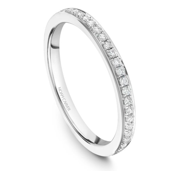 Noam Carver Diamond Wedding Band Rolland's Jewelers Libertyville, IL