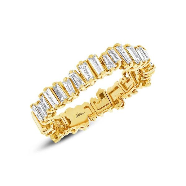 Shy Creation Diamond Baguette Band Rolland's Jewelers Libertyville, IL