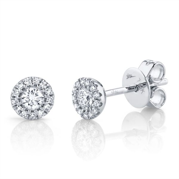Shy Creation Diamond Earrings Rolland's Jewelers Libertyville, IL