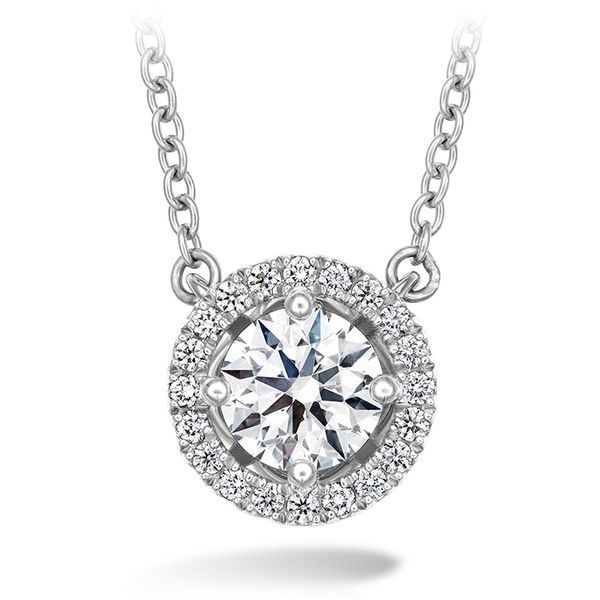 Hearts on Fire Joy Diamond Pendant Rolland's Jewelers Libertyville, IL