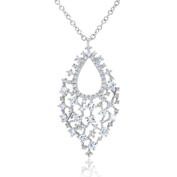 Shy Creation Diamond Pendant Rolland's Jewelers Libertyville, IL