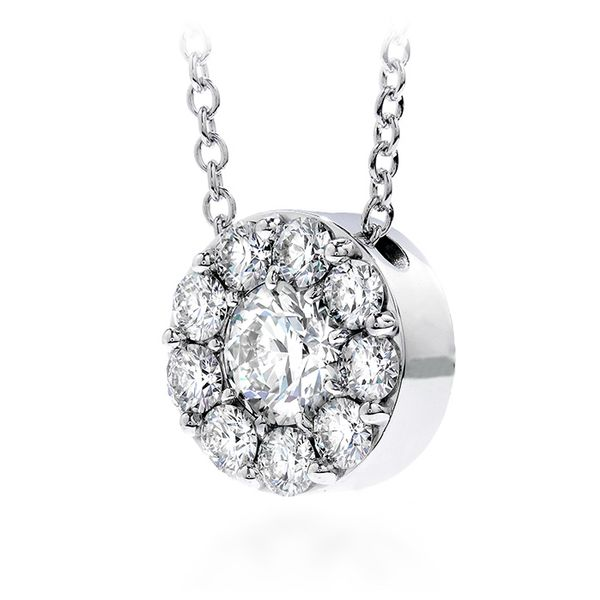 Hearts on Fire Fulfillment Diamond Necklace- 0.25 Cts Image 2 Rolland's Jewelers Libertyville, IL