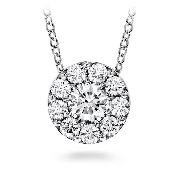 Hearts on Fire Fulfillment Diamond Necklace- 0.25 Cts Rolland's Jewelers Libertyville, IL