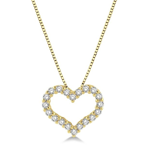 Rolland's Design Diamond Heart Necklace -0.25ct Rolland's Jewelers Libertyville, IL