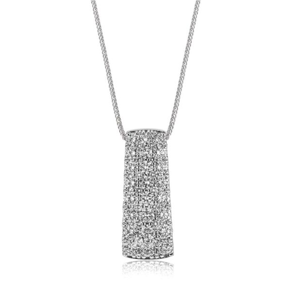 Simon G. Diamond Pendant Rolland's Jewelers Libertyville, IL