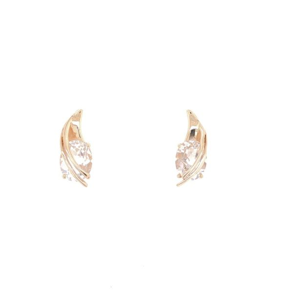 Estate 14K Yellow Gold Drop Earrings Rolland's Jewelers Libertyville, IL