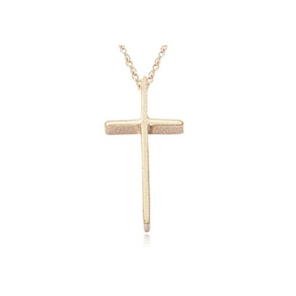 Carla Small Cross Pendant Rolland's Jewelers Libertyville, IL