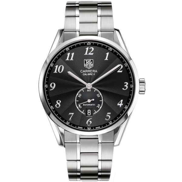 TAG Heuer Carrera Automatic Watch. 39mm Rolland's Jewelers Libertyville, IL