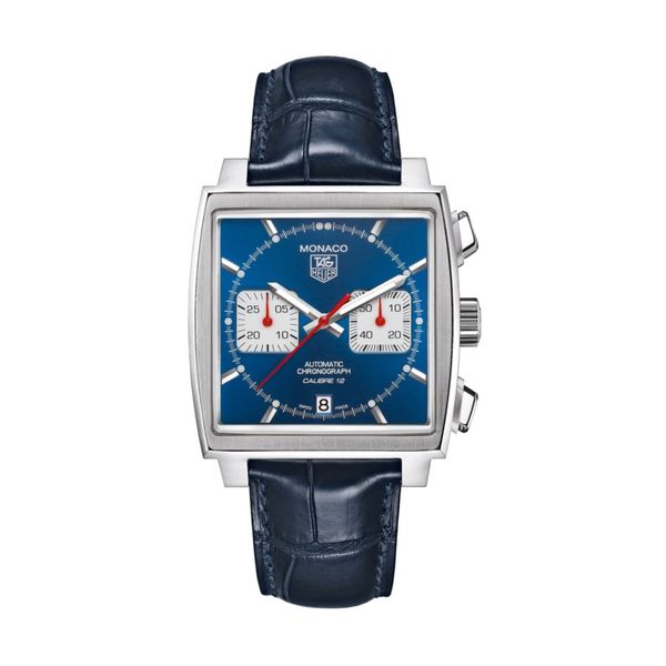 Tag Heuer Monaco Watch. Rolland's Jewelers Libertyville, IL