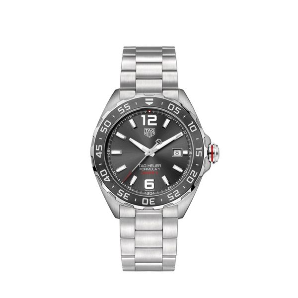 Tag Heuer Formula1 Calibre 5 Watch. 43mm Rolland's Jewelers Libertyville, IL