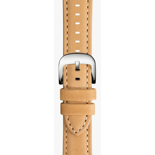 Shinola Natural Leather Watch Strap Rolland's Jewelers Libertyville, IL