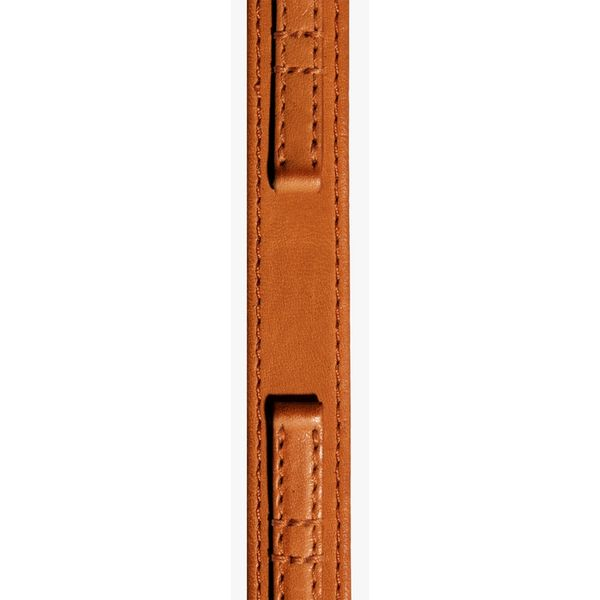 Shinola Tan Leather Watch Strap Image 2 Rolland's Jewelers Libertyville, IL