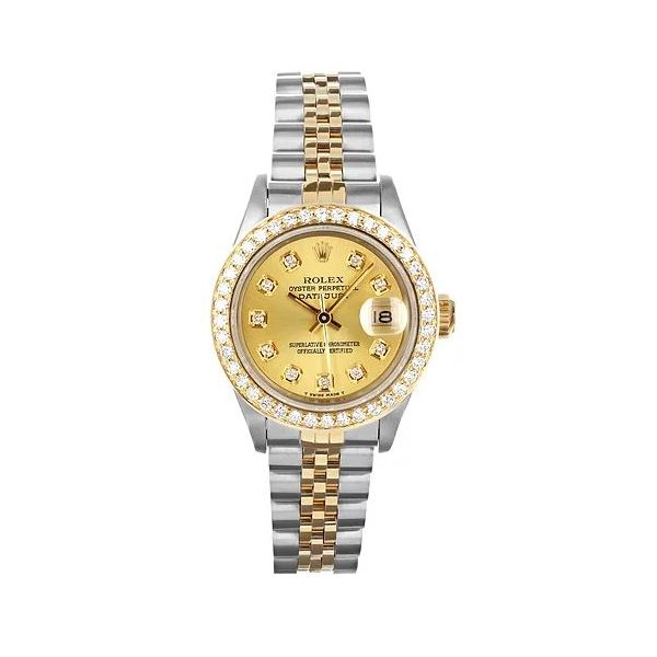 Pre-Owned Rolex Datejust Watch. 26mm Rolland's Jewelers Libertyville, IL