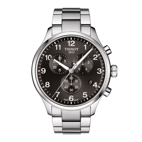 Tissot Chrono XL Classic Watch, 45mm Rolland's Jewelers Libertyville, IL