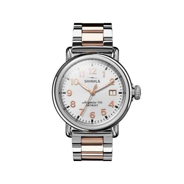 Shinola The Runwell Watch, 36mm Rolland's Jewelers Libertyville, IL