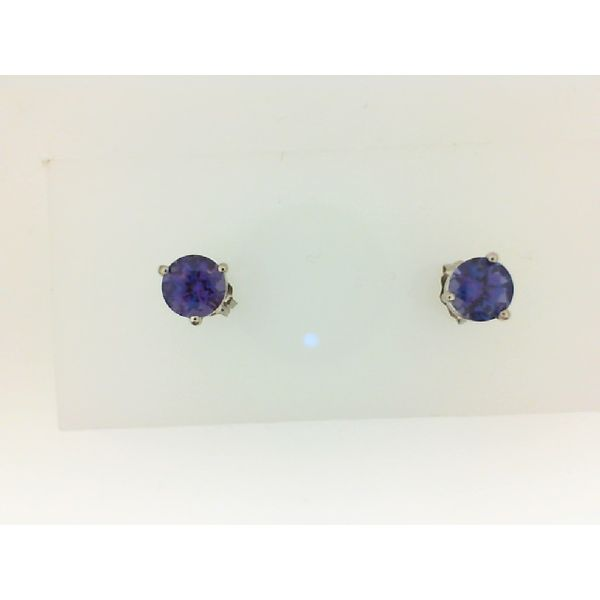 Gemstone E arrings Romm Diamonds Brockton, MA