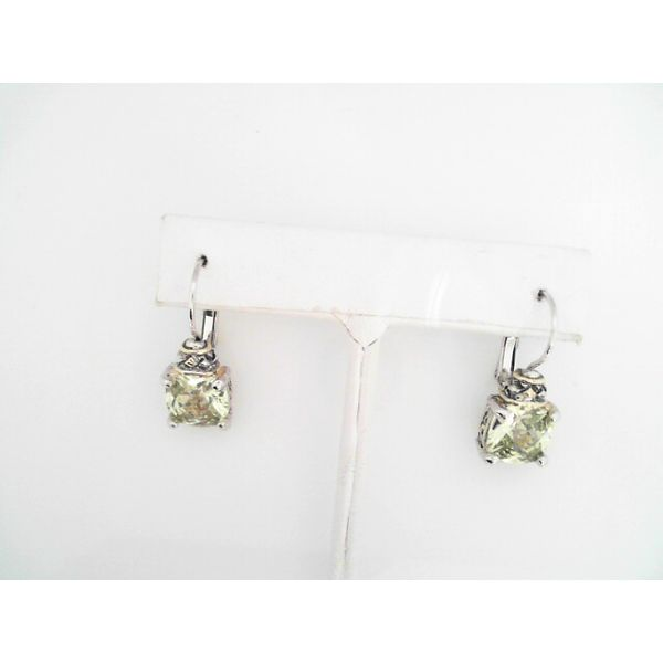 Silver or Sport Metal Earrings Romm Diamonds Brockton, MA