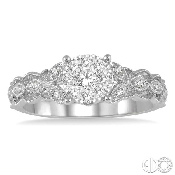 Lovebright Bridal Diamond Engagement Ring Image 2 Ross Elliott Jewelers Terre Haute, IN