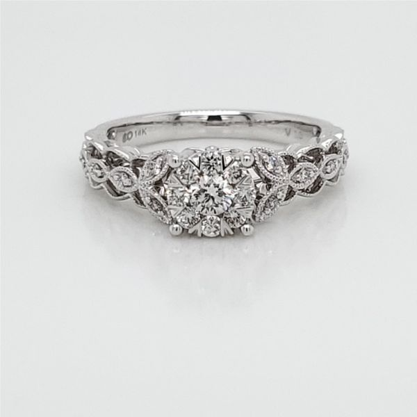 Lovebright Bridal Diamond Engagement Ring Image 4 Ross Elliott Jewelers Terre Haute, IN