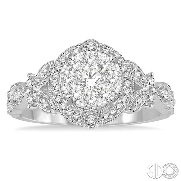 Lovebright Bridal Engagement Ring Image 2 Ross Elliott Jewelers Terre Haute, IN