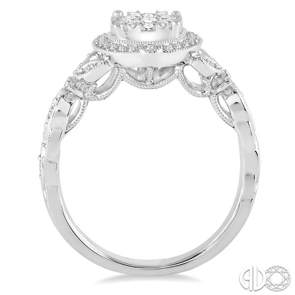 Lovebright Bridal Engagement Ring Image 3 Ross Elliott Jewelers Terre Haute, IN