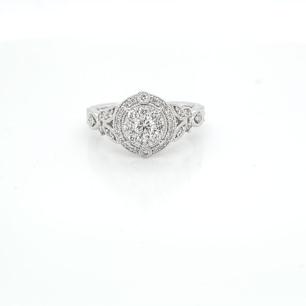 Lovebright Bridal Engagement Ring Image 4 Ross Elliott Jewelers Terre Haute, IN