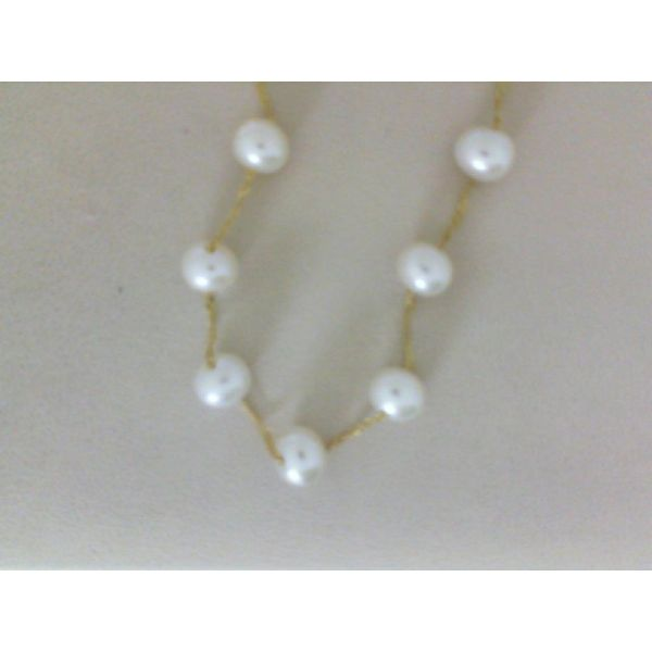 Pearl Necklace Ross Elliott Jewelers Terre Haute, IN